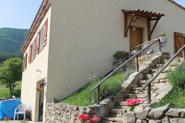 Villa 4 pièces 100 m2 Annot
